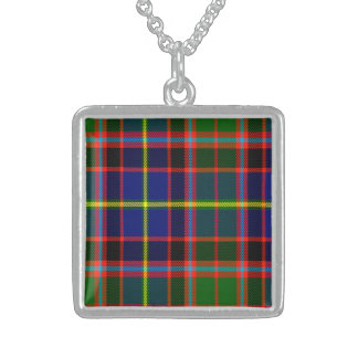 Legget Scottish Tartan Pendant