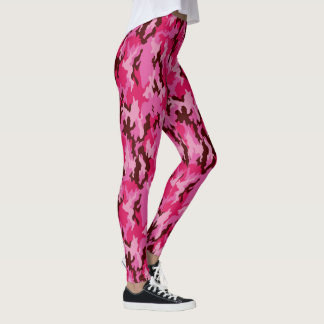 Legging Army Pink