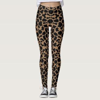 Legging Giraffe Spots