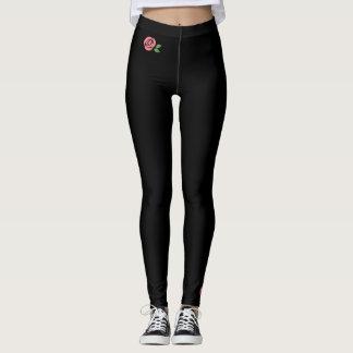 Leggings, black leggings