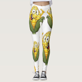 leggings corn