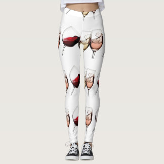 LEGGINGS FOR YOUR **THE ULTIMATE WINE LOVER**