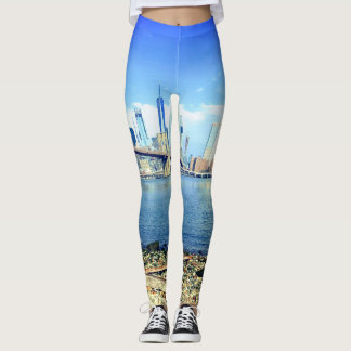 Leggings from Brooklyn to New York City