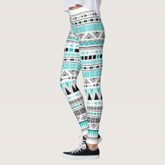 Leggings/Native American Pattern Leggings