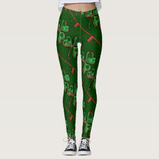 """""""leggings perfect for St. Patricks Day party fun"""" Leggings"""