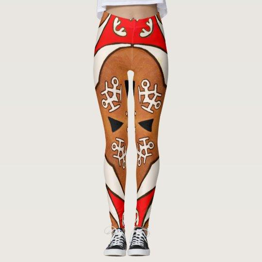 leggings with samisk design!
