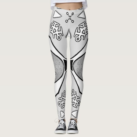 Leggings with samisk design!