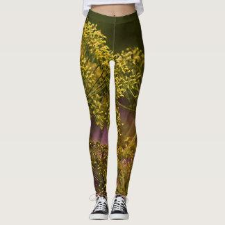Leggings - Women's in Saffron