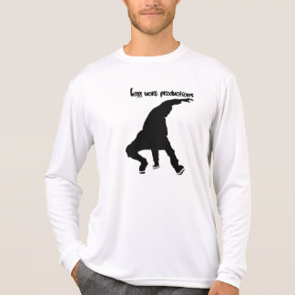 Leggwork Leggs Shirt White Long Sleeve