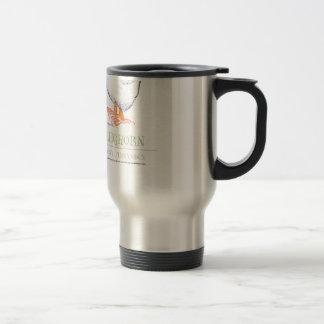 LEGHORN HEN, tony fernandes Travel Mug