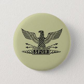 Legion Eagle 6 Cm Round Badge
