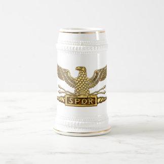 Legion Eagle Gold Beer Stein