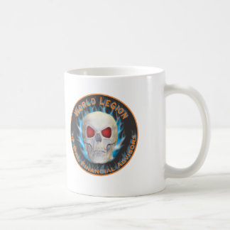 Legion of Evil Financial Advisors Coffee Mug