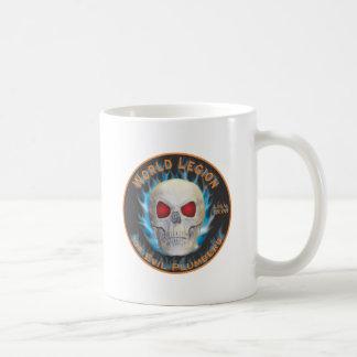 Legion of Evil Plumbers Coffee Mug