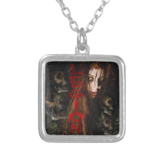 Legion Silver Plated Necklace