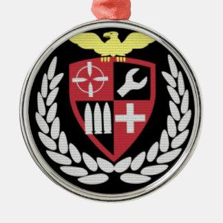 Legionary airsoft team metal ornament