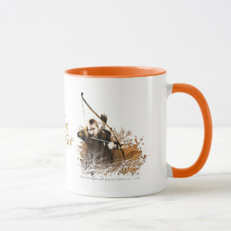 LEGOLAS GREENLEAF™ Shooting Arrow Mug