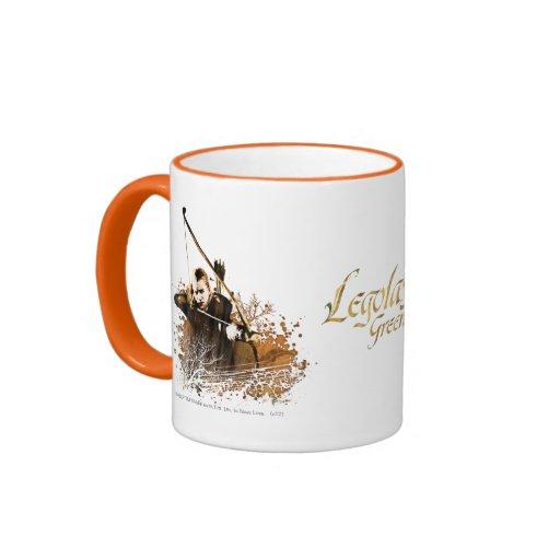 LEGOLAS GREENLEAF™ Shooting Arrow Coffee Mugs