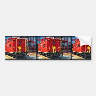 Lehigh/NE Caboose 583 Bumper Stickers