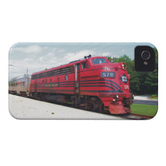 Lehigh Valley Railroad F-7A #578 @ Cape May N.J. Case-Mate iPhone 4 Cases