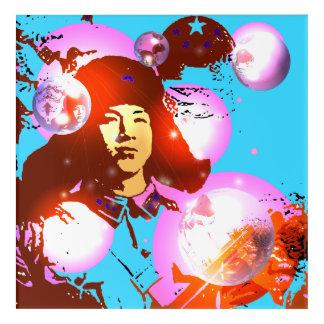 Lei Feng II Acrylic Print