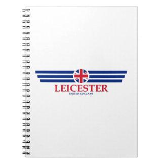 Leicester Spiral Notebook
