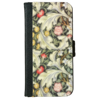 Leicester Vintage Floral iPhone 6 Wallet Case