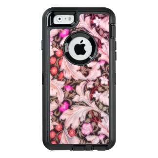 Leicester Vintage Floral Pattern in Pink OtterBox iPhone 6/6s Case