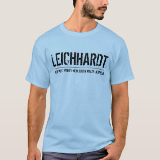 Leichhardt NSW T-Shirt