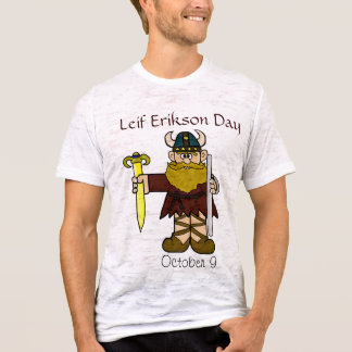 Leif Erikson Day T-shirt