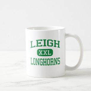 Leigh - Longhorns - High - San Jose California Coffee Mug