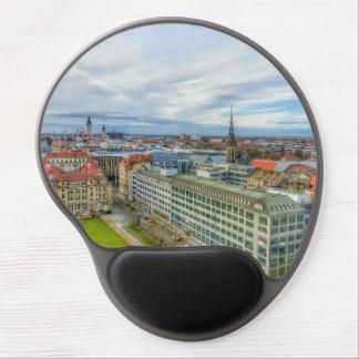 Leipzig, Germany Gel Mouse Pad