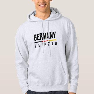 Leipzig Germany Hoodie
