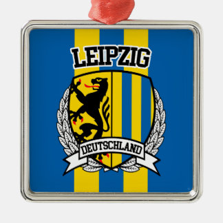 Leipzig Metal Ornament