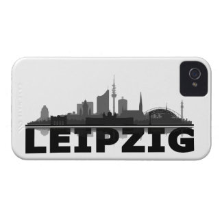 Leipzig town center of skyline - Blackberry sleeve Case-Mate iPhone 4 Case