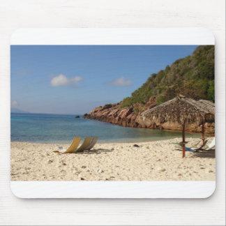Leisure Beach mousepad