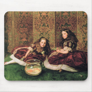 Leisure Hours, 1864 Mouse Pad