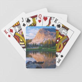 Lembert Dome scenic, California Poker Deck
