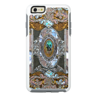Lemmedeque Girl Pretty Pattern Protective Monogram OtterBox iPhone 6/6s Plus Case