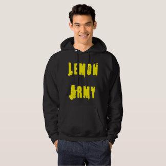 Lemon Army Hoodie