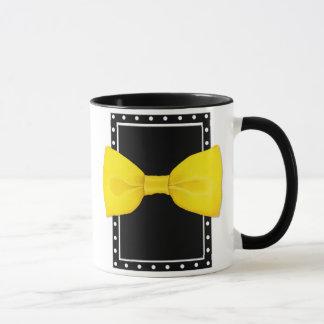 Lemon Bowtie Mug