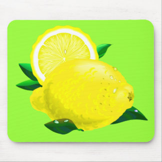Lemon Drops Mousepad
