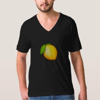 lemon emoji shirt
