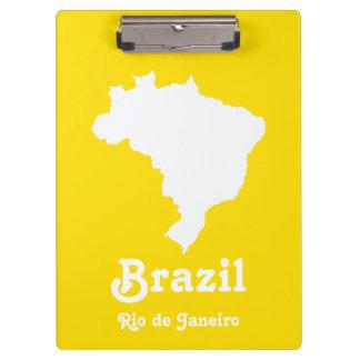 Lemon Festive Brazil at Emporio Moffa Clipboard