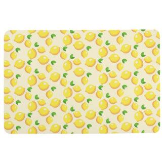 Lemon Floor Mats