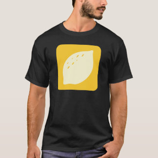 Lemon Fruit Icon T-Shirt