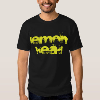 Lemon Head Tees