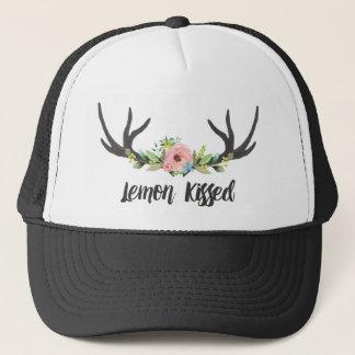 Lemon Kissed Trucker Hat