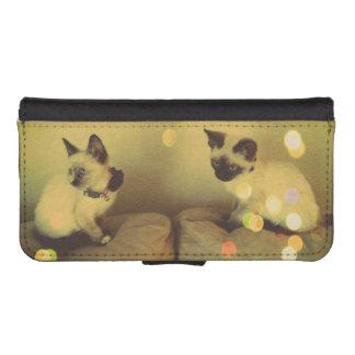 Lemon & Kiwi iPhone SE/5/5s Wallet Case
