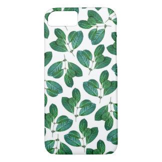 Lemon Leaf iPhone 8/7 Case